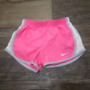 Nike Running Shorts toddler girls sz 4t 4 t td